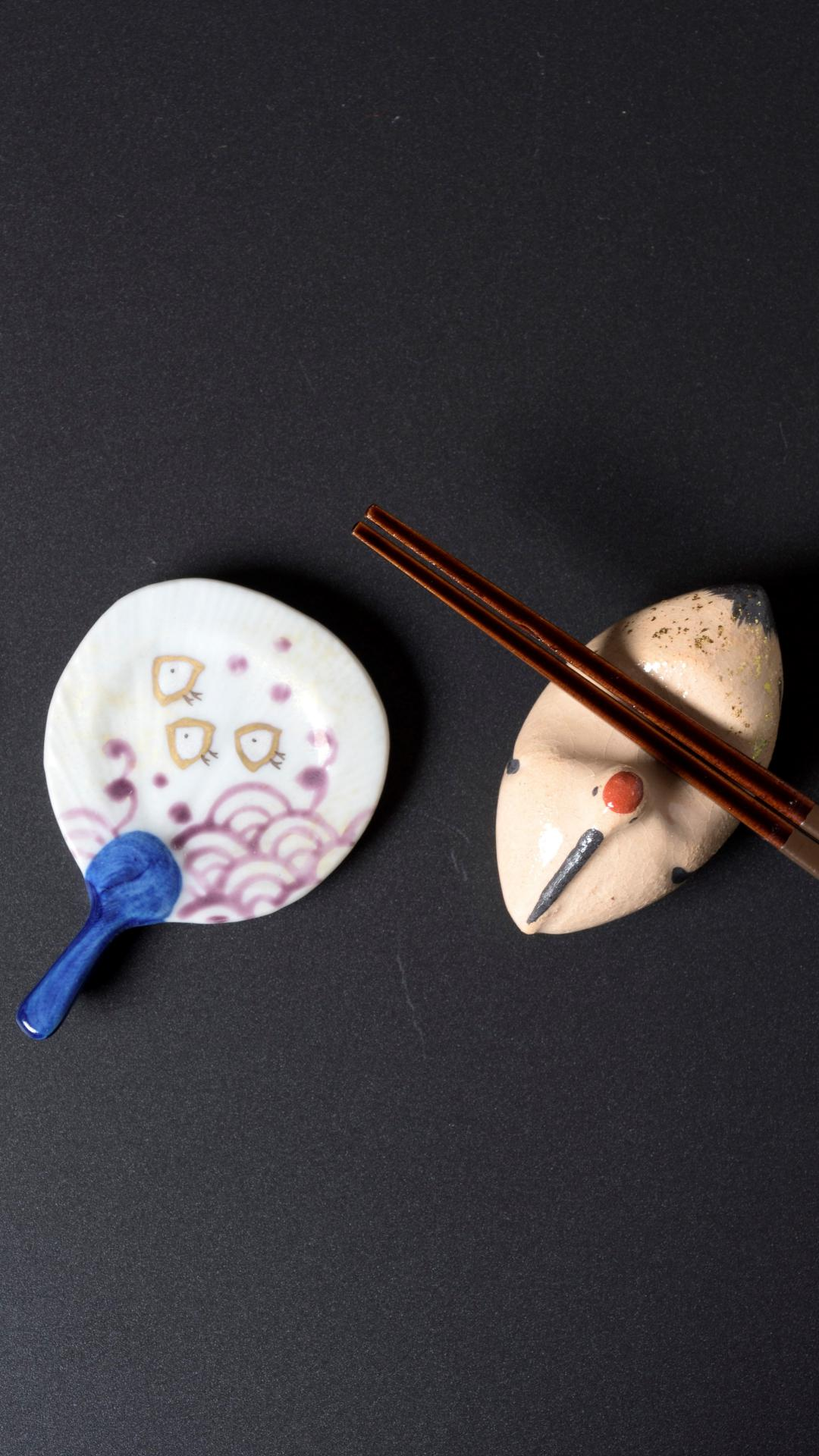 Image of chopstick rests