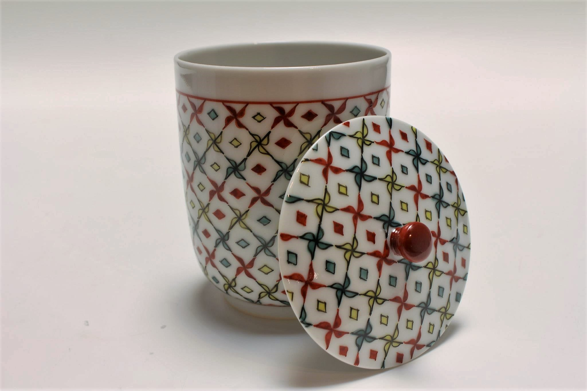 Image of custom made tea cup