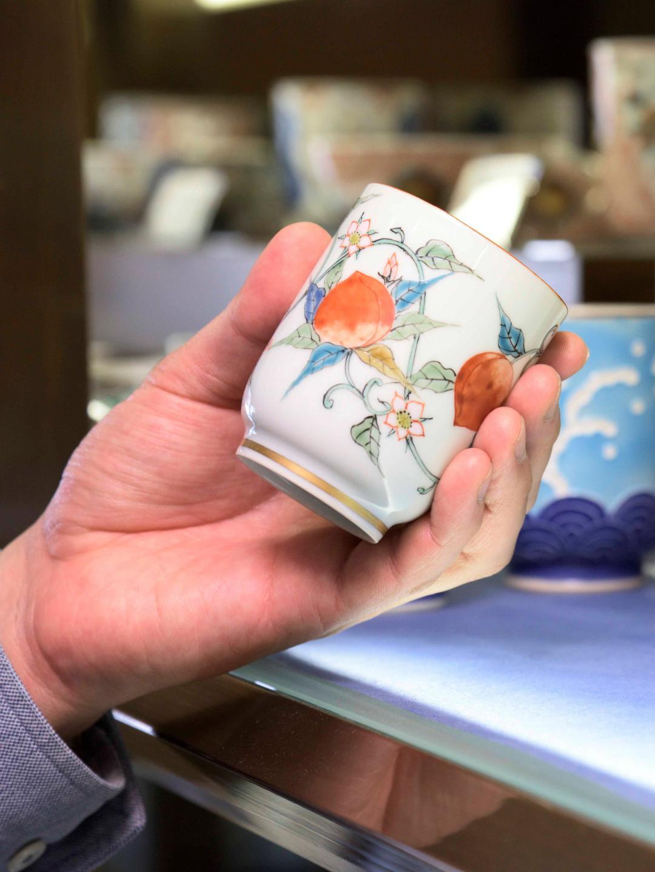 Image of Kiyomizu-ware_Tea-cup