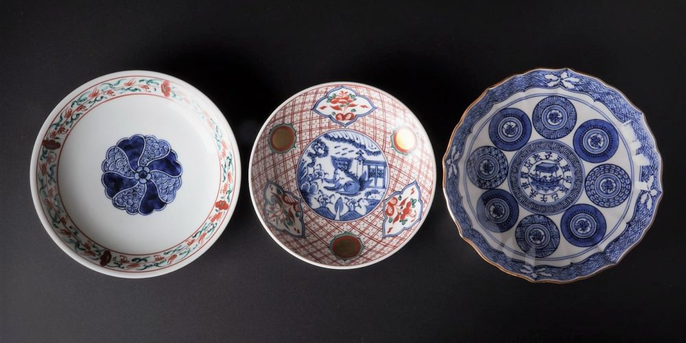Image of Kiyomizu-yaki_plates