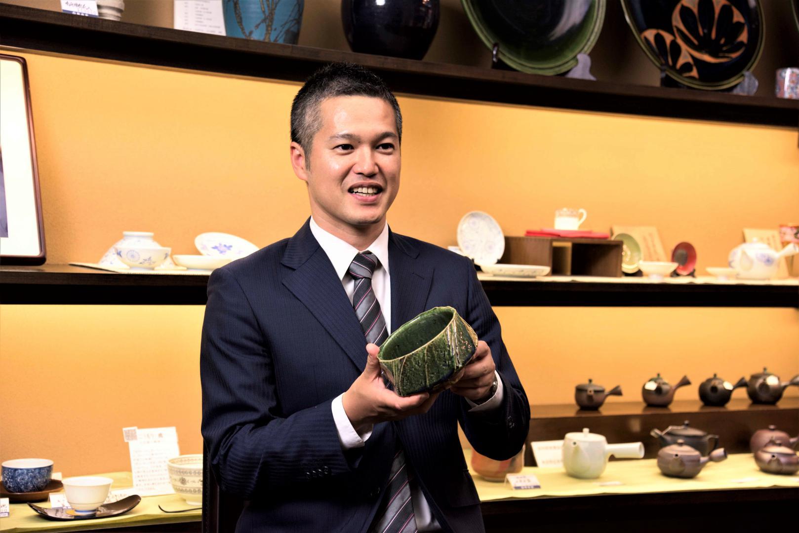 Photo of Hayato Yoshioka