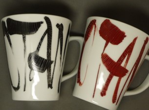 Image of customized mag cups