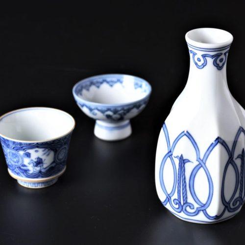 Image of Sake set
