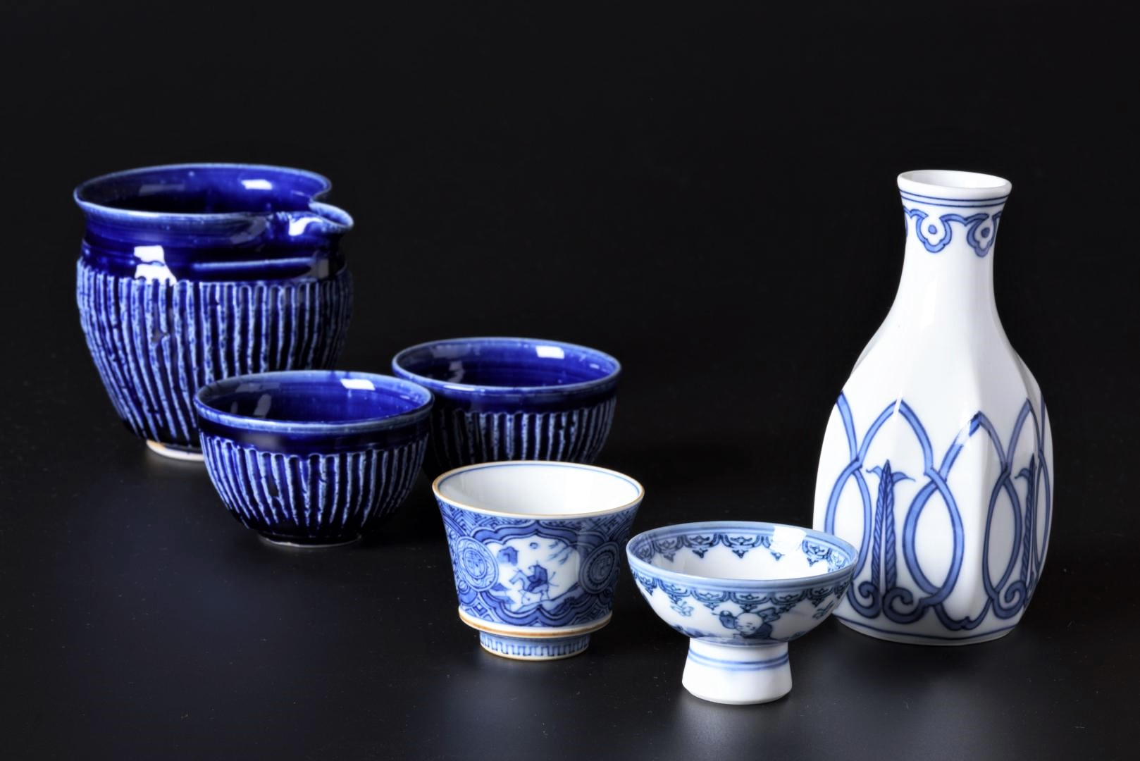Image of Sake set