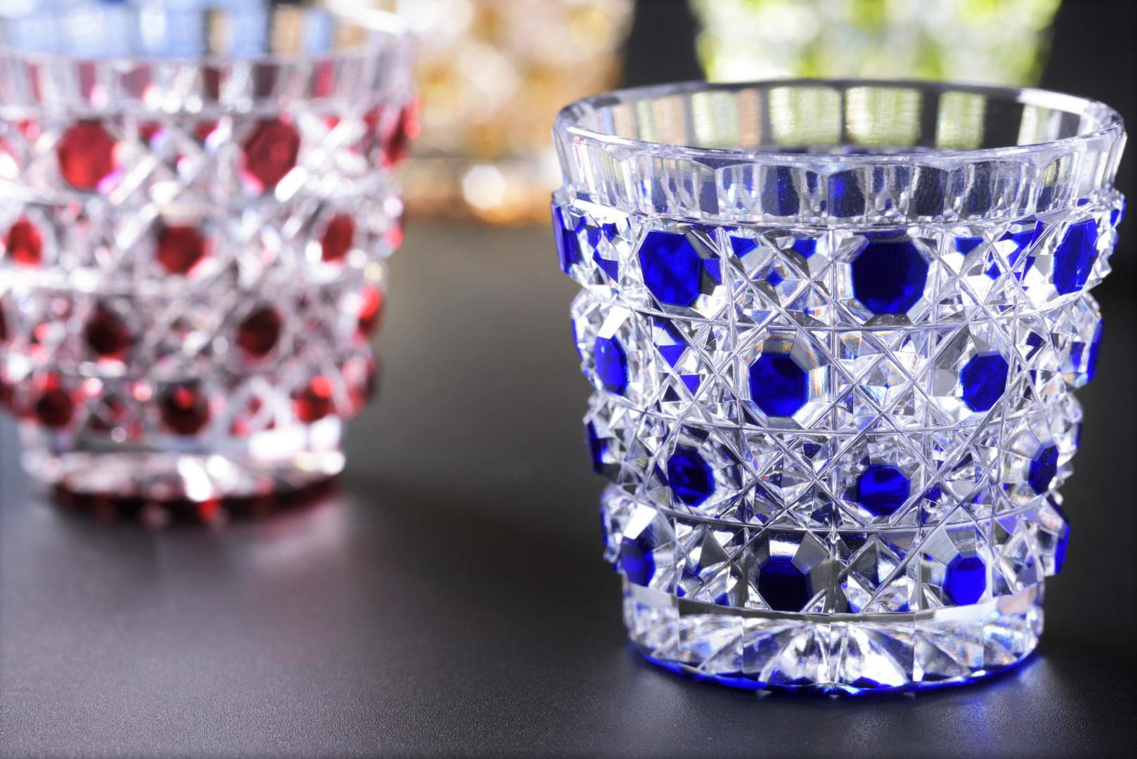 Image of Edo-Kiriko_Glass