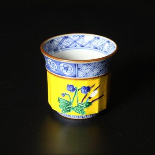 Image of Kiyomizu-ware_Sake cup