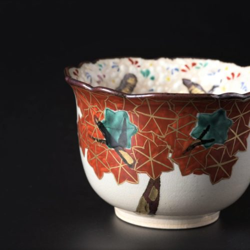 Image of Kiyomizu-ware_tea cup
