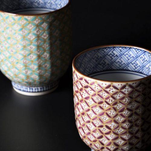 Image of Kiyomizu-ware_tea cups