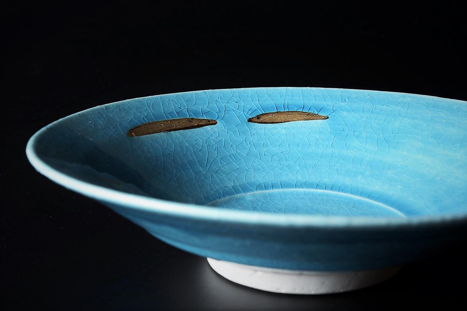 Image of Kiyomizu-yaki_ware_big plate