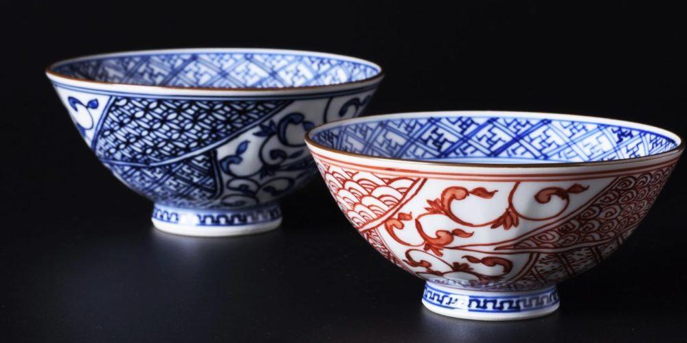 Image of Kiyomizu-ware_rice-bowls