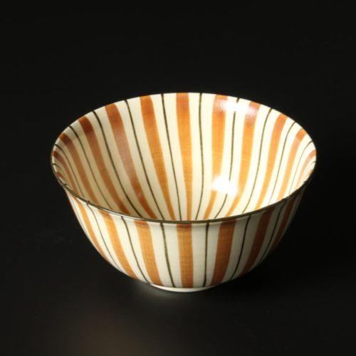 Image of Kiyomizu-ware_rice-bowl_red